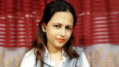 Photo of হ্যান্ড ব্লক প্রিন্টের বিশাল সম্ভাবনার কথা জানালেন রোজিনা হোসেন